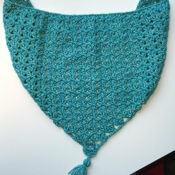Mönster Tasslette sjal / Pattern Tassletteshawl