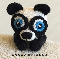 panda ragdoll