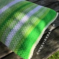 soft n green pillow