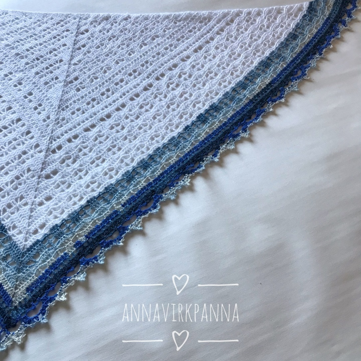 Tranquility sjal / shawl