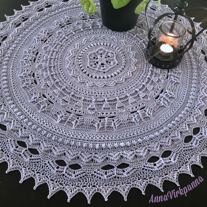 Unicorn Mandala by you