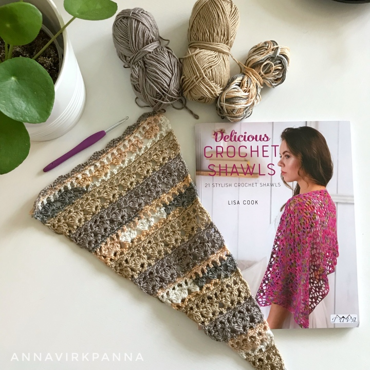 Delicious Crochet Shawls – a book review