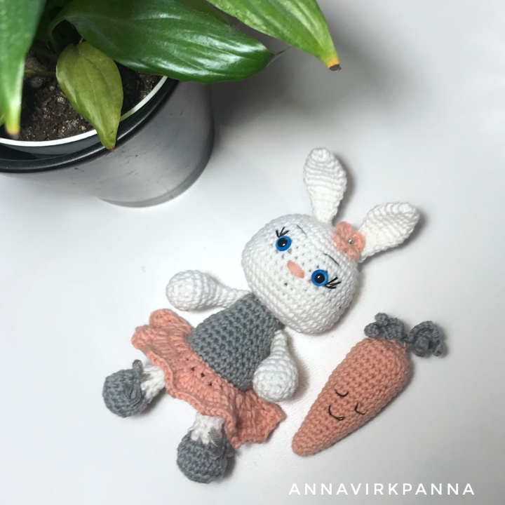 Lykke Bunny and the Carrot