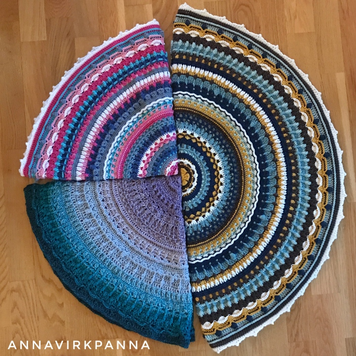 Aziza Mandala CAL Del 1 / Part1
