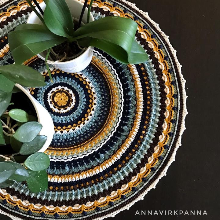 Aziza Mandala CAL Del 2 / Part2