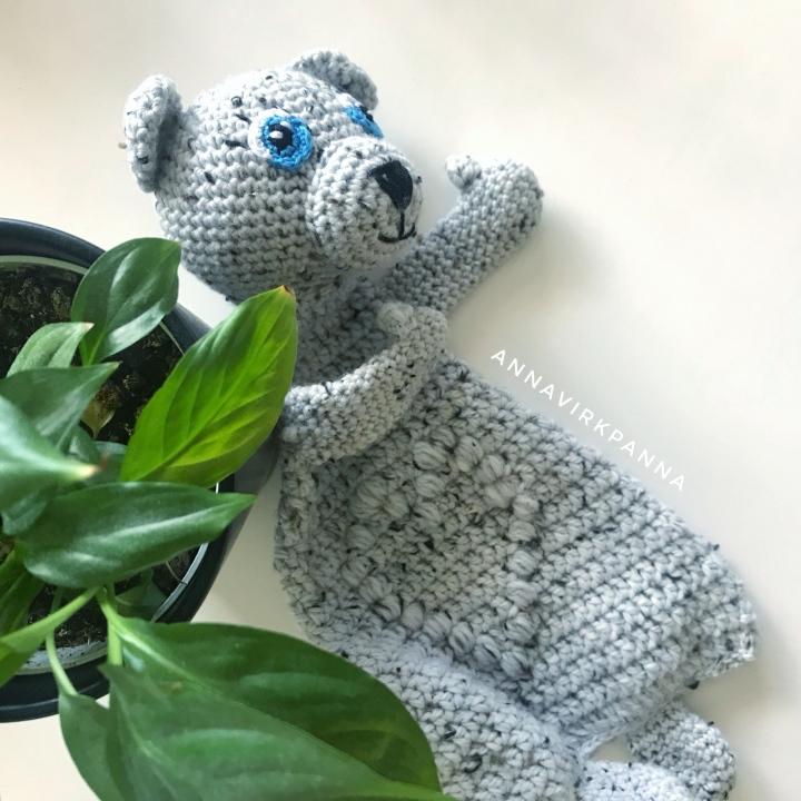 Isbjörns snuttis / PolarbearRagdoll