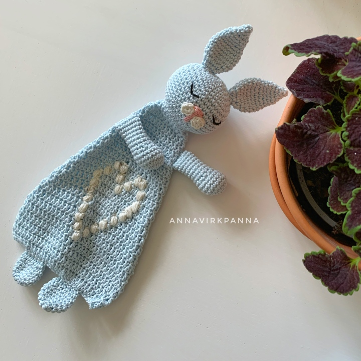 Kaninsnutte / BunnyRagdoll